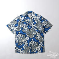 KY'S INTERNATIONAL FASHION アロハシャツ Sサイズ(A-228)