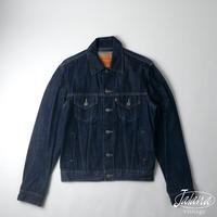 リーバイス/LEVI'S デニムジャケット Sサイズ(J-005)
