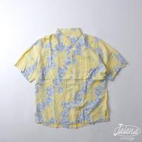 80年代半ば~後半 レインスプーナー/reyn spooner アロハシャツ Lサイズ(A-246)