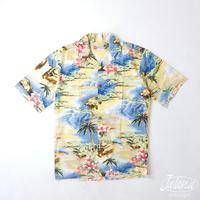 HILO HATTIE THE HAWAIIAN ORIGINAL アロハシャツ  Sサイズ(A-177)