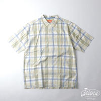 トミーバハマ/Tommy Bahama アロハシャツ Mサイズ(A-125)