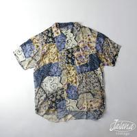 HEART BREAKER  アロハシャツ  4XLサイズ(A-133)