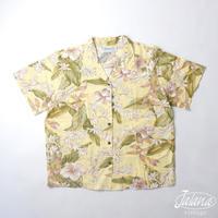 BISHOP ST. /ビショップ・ストリート アロハシャツ Mサイズ(A-158)