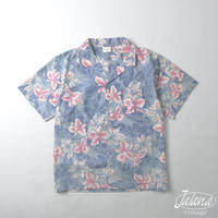 NEW HORIZON アロハシャツ Mサイズ(A-252)