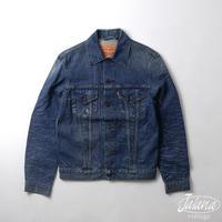 リーバイス/LEVI'S デニムジャケット Sサイズ (J-025)