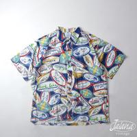 サーフライン /Surf Line アロハシャツ XLサイズ(A-239)