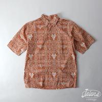 90年代 レインスプーナー/reyn spooner アロハシャツ Sサイズ(A-020)