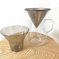 KINT Coffee carafe set (4cups) 600ml