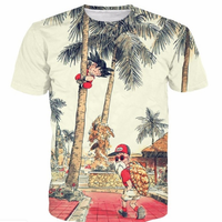 DORAGON BALL T-Shirts