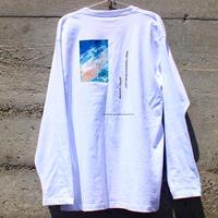 「海と小春」ロングTシャツ / 003