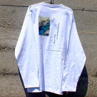 「海と小春」ロングTシャツ / 004