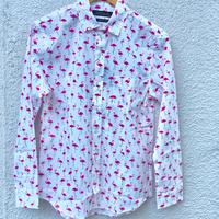 フラミンゴシャツ