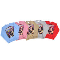 AMOUR / CREW SWEAT PRINCE & PRINCESS