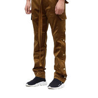 URKOOL / CARGO PANTS / BROWN