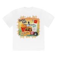 Cactus Jack × McDonald's / CACTUS PACK VINTAGE BOOTLEG II T-SHIRT