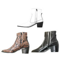 AMOUR GIRLS / POINTED TOE BOOTS