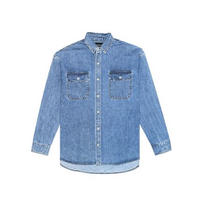 Fear Of God / DENIM OVERSIZED SHIRT
