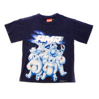 AMOUR VINTAGE TEE / DEEP BLUE