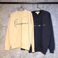 WORLD wide FAMOUS  / FM CREW SWEAT