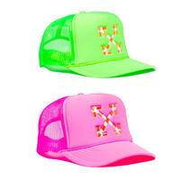 Virgil Abloh MCA Double Arrow Hat