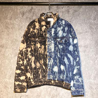 ORIGINAL REMAKE DENIM JACKET No.7