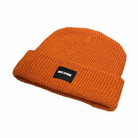 MFC STORE / BLACK TAG LOGO KNIT CAP