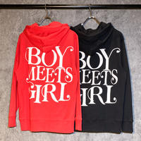 WORLD wide FAMOUS / BOY MEETS GIRL HOODIE