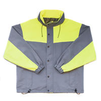 LIGHT 2TONE COLOR JACKET