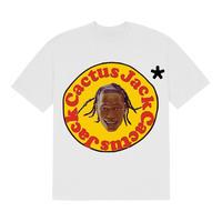 Cactus Jack / TRAVIS SCOTT × Mc Donald's × CPFM 4 CJ 60 SECONDS T-SHIRT