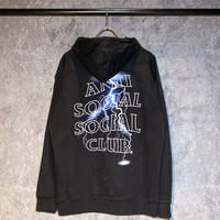ANTI SOCIAL SOCIAL CLUB  /  TWISTER HOODIE