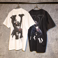 VLONE × CITY MORGUE DOGS TEE