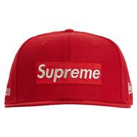Supreme / $1M  METALLIC BOX LOGO