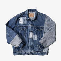 REBULLD PAINTED DENIM JACKET