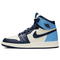 NIKE / AIR JORDAN 1 RETRO HIGH OBSIDIAN UNC
