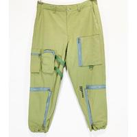 """WANNA / """"W75"""" Flight Pants Olive Drab"""