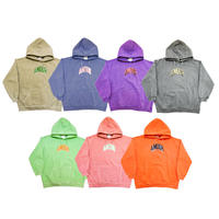 AMOUR GIRLS / PULLOVER HOODIE ARCH LOGO