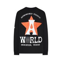 TRAVIS SCOTT ASTRO WORLD / ASTRO LS TEE