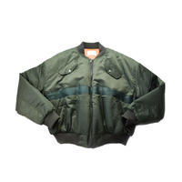 AMOUR ORIGINALS BOMBER JACKET / KHAKI