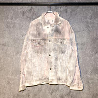 ORIGINAL REMAKE DENIM JACKET  No.2