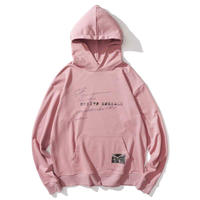 MAISON EMERALD / BASIC TWO COLOR HOODIE