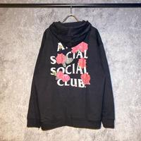 ANTI SOCIAL SOCAIL CLUB / SMELL BAD HOODIE