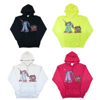 PULLOVER HOODIE AMOUR PLAY