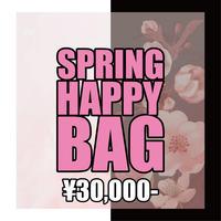 Spring Happy Bag 2020 / ¥30,000-
