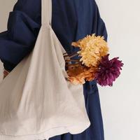 cotton linen bag (ecru)