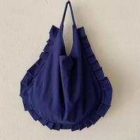 frill shoulder bag (bluf)