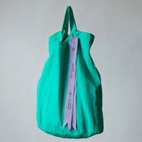 pastel color tote bag (pastel green)