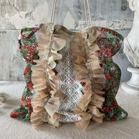 vintage  cloth  bag (c)