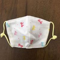 カラフル リボン baby mask
