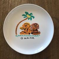 手描きお皿/OHANA