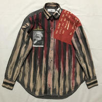 Newアナーキーシャツ メンズL  ジョニーtype 005